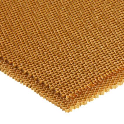 3.2mm Cell 29kg Nomex Aerospace Honeycomb